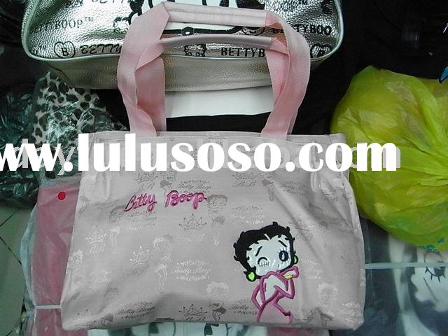 Power Seller + Betty Boop Handbag/Shoulder Bag A418 on sale wholesale & drop shipping