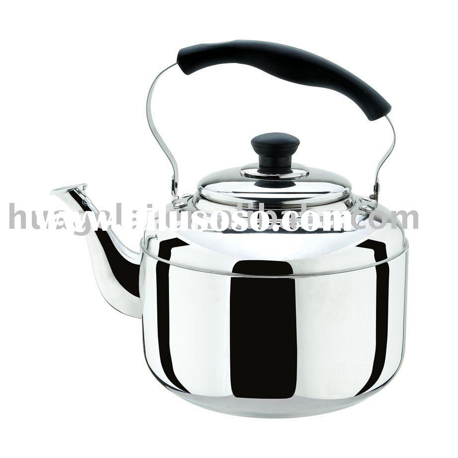Practical High Quality Large Stainless Steel Water Kettle 4L/5L low price