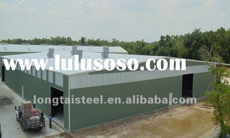 Prefab Industrial Workshop/Warehouse/Buildings