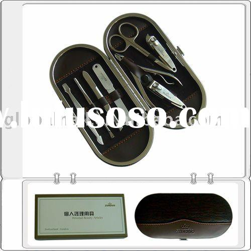 Professional Nail Art Pedicure Manicure Care Tool Clipper Kit