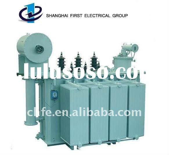 Three Phase Electric Power : Electrical power substation transformer for sale price