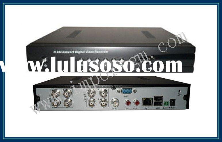(TM-6508) 8CH Stand-Alone h.264 real time 240FPS DVR
