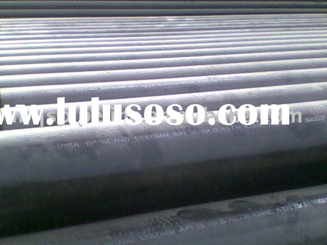 all kinds of diameters and wall thickness carbon seamless steel tubes for liquid made in China