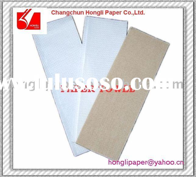 anti-bacterial disposable toilet paper towel