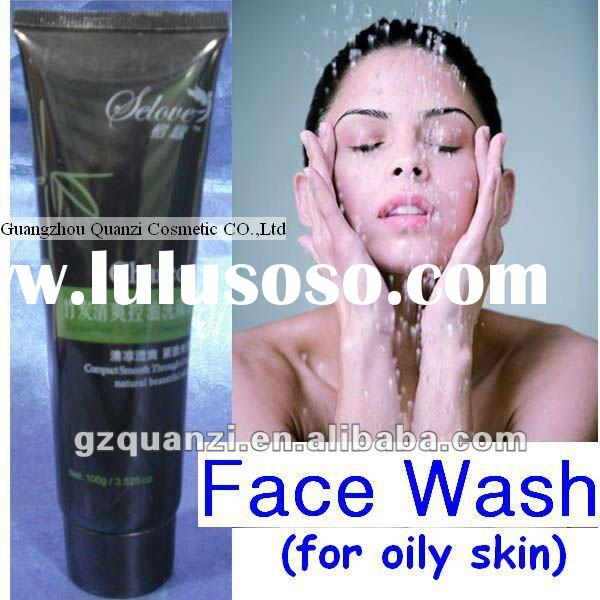 charcoal fresh oil control cleaning mud face wash