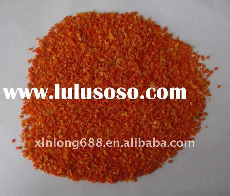 dehydrated carrot granules1-3mm/3*3mm