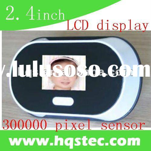 door peephole camera/peephole camera/door peephole camera wireless with LCD display
