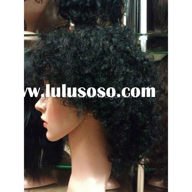homeage cheap half wigs for black women