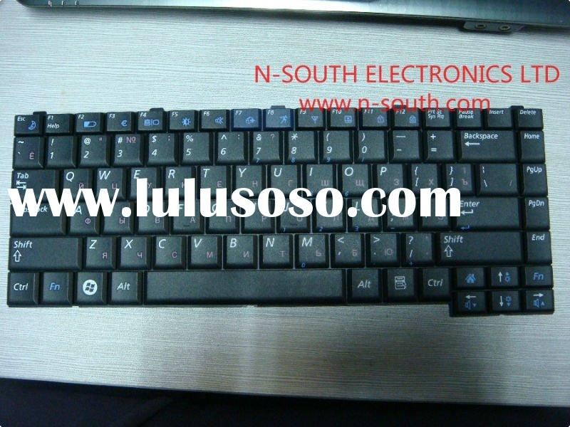 hot!!! for SAMSUNG R60 standard laptop keyboard for computer part replace US STOCK