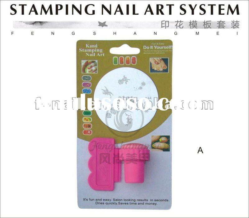hot sell nail beauty Stamping Nail Art Kit