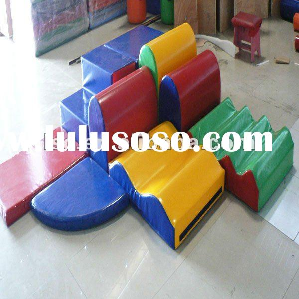 kids colorful indoor soft play equipment LT-02Z0675