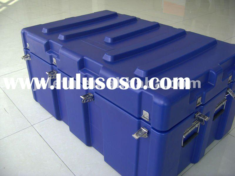 large plastic tool box/durable storage case/military large tool case(DX-1456886)