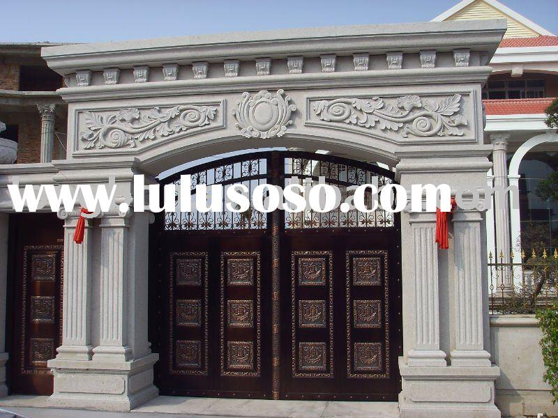 Front Gate Designs For Indian Homes Iron Gate Designs For Homes