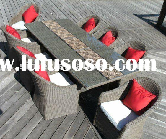 outdoor furniture dining table and chairs SCTC-093