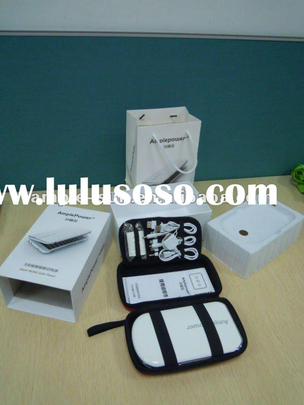 portable solar charger for any Mobile/MP4, PDA & digital