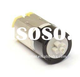 10mm 1.5v mini plastic planetary electric gear motor for mascara