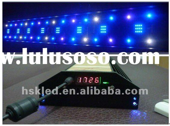120W 100W 80W 60W high power HOT SALE dimmerable Cree led aquarium light with RF controller
