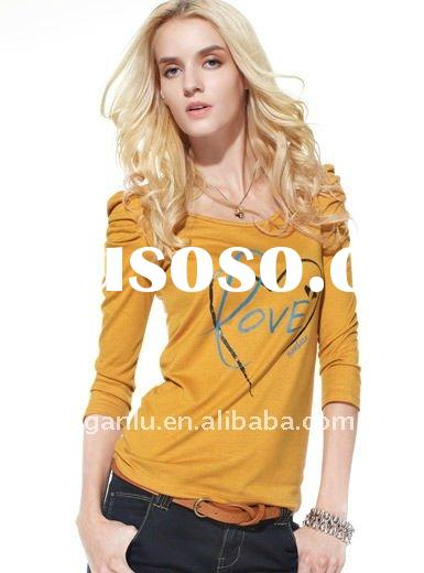 2011 hot sale lady top