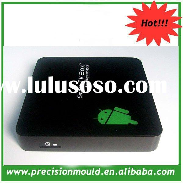 2012 Hot New set top box iptv android tv box, 1080P media player