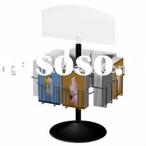 4 x 6 wire greeting card holder rack stand with sign holder for sale 4 x 6 wire greeting card display rack stand with sign holder m4hsunfo
