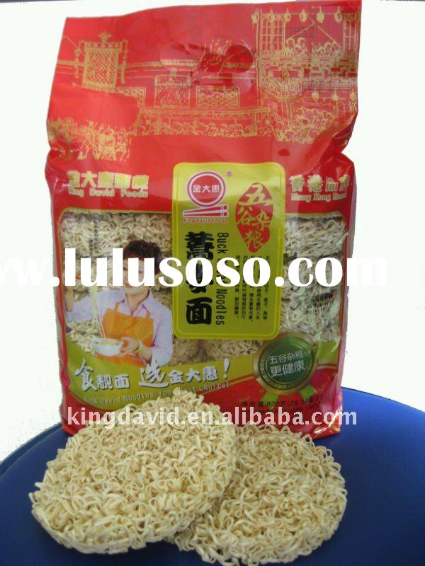 826g Non-fried Air Dried Instant Buckwheat Noodles