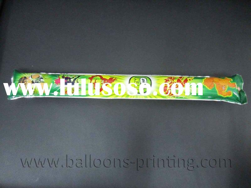 Auto Inflatable Cartoon Stick Balloons