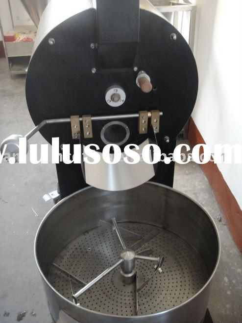 Commercial 3kg stainless steel GAS & LPG coffee roaster