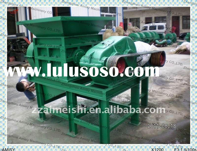 Crusher machine for metal/can/box/waste