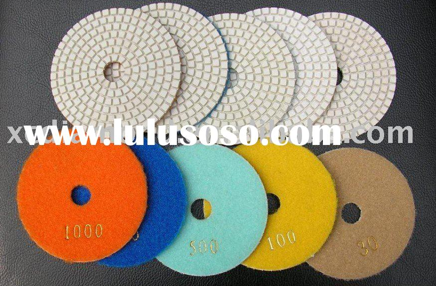 Diamond tool--Sanding pad for marble