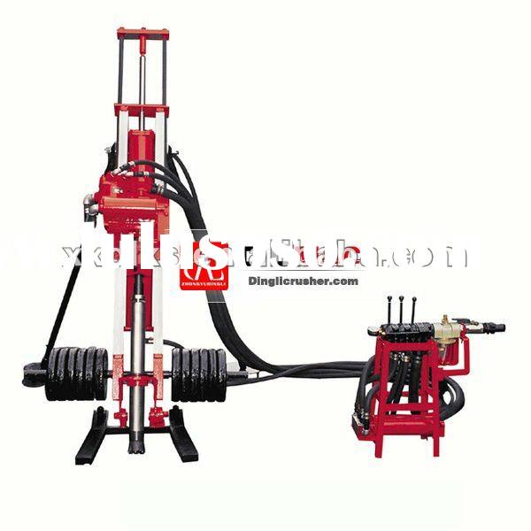 Dingli Brand Man Portable Drilling Rig for Rock Drill