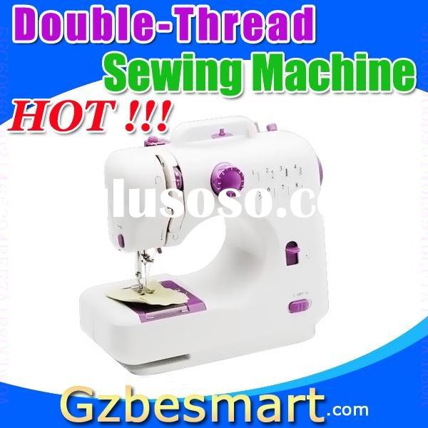 Double-thread mini sewing machine singer sewing machine needles