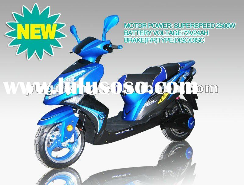 EEC more 2500W powerful electric scooter