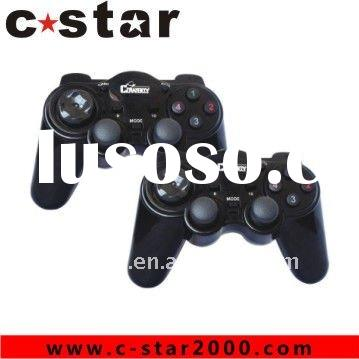 For PC USB Dual-Gamepad Twin Joystick--fighting game joystick for pc