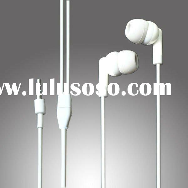 In-ear Earphone For MP3 MP4 IPhone 3g/4g IPod