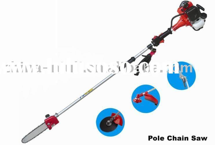 Long Pole chainsaw,Pole chain saw,Pruning chainsaw.Pruning saw,Garden tools, High Quality & Reas