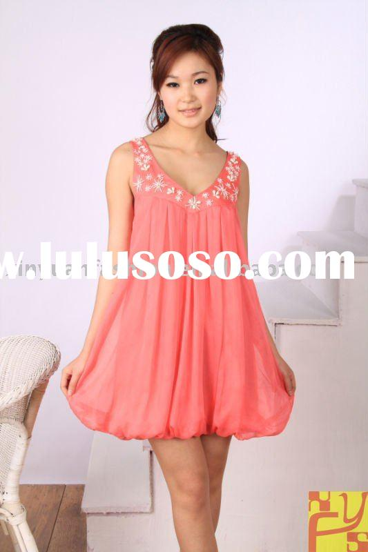Lovely princess fashion dresses evening