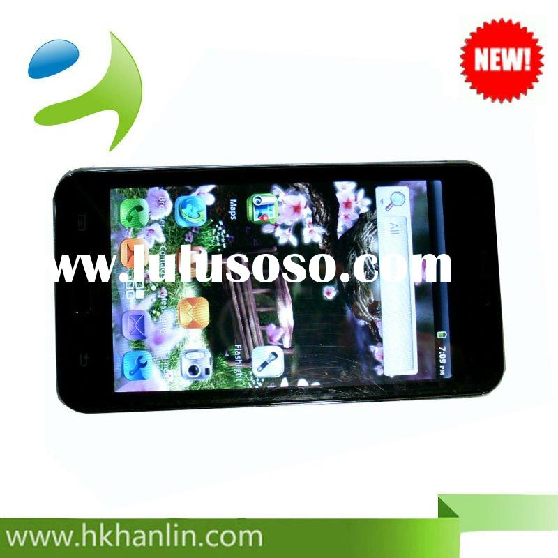 "MTK6573 5"" 3G Android 2.3 Tablet Phone 2 Sim Card TV Wifi GPS Phone"