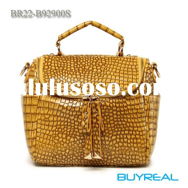 Moroccan Leather Bag for Lady