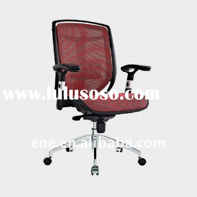 New style full mesh office chair show in red