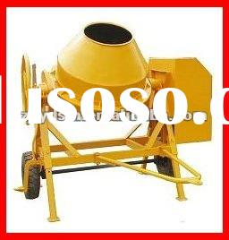 Popular mini concrete mixer concrete mixing