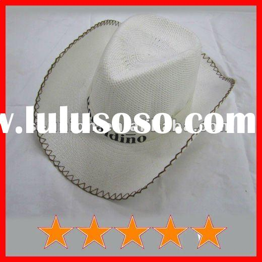 Promotional cheap cowboy hats(SU-SH3440)