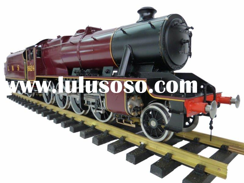 Steam Locomotive Model