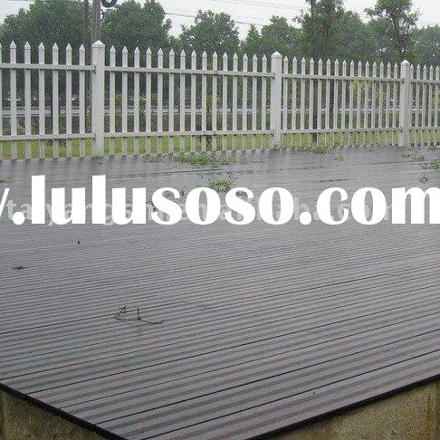 Strand Woven Outdoor Bamboo Decking flooring