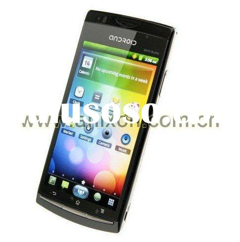 (HD7000) Android 2.3 OS Smart Phone TV GPS WiFi 4 Inch Multi-touch Capacitive Screen Cellphone