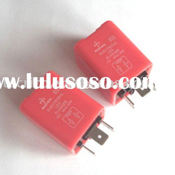 electronic led flasher relay,suitable for 1157,3157,7443 LED bulbs,12V DC