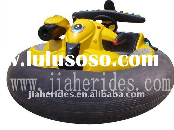 funny playground equipment rides bumper car