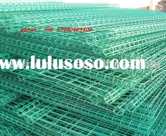 galvanized welded wire mesh fence /hot-dipped galvanization fencing wire mesh