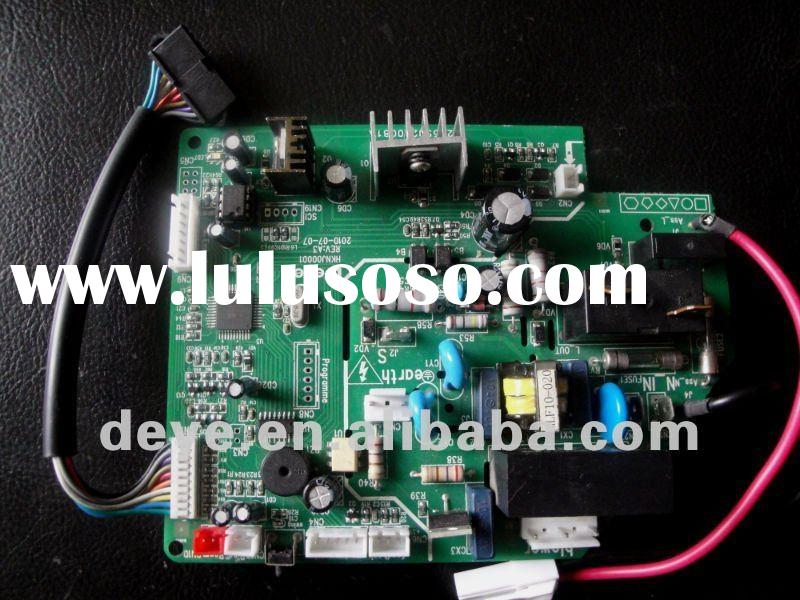 Air conditioner controller board PCB Production , Main