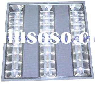 led ceiling grid,ultra bright for hall,office,hotel,school lighting