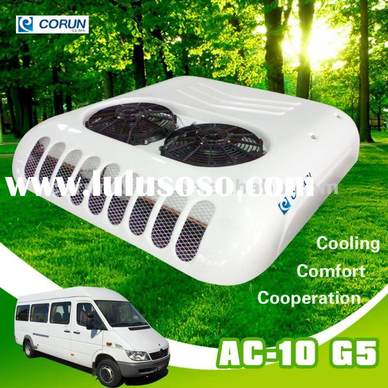 mini bus air conditioning (cooling capacity 10kw )for mini bus or van